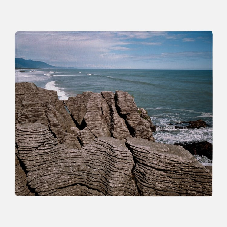 Pancake Rocks, South Island, New Zealand - Stadiu