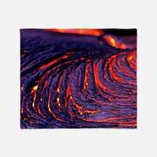 Lava flow - Throw Blanket