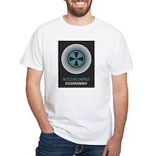 Nuclear Energy Is Clean Energy Shirt