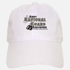 National Guard Girlfriend - Baseball Baseball Cap