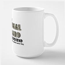 National Guard Girlfriend - Mug