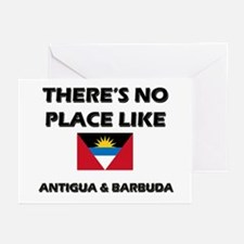 There Is No Place Like Antigua & Barbuda Greeting