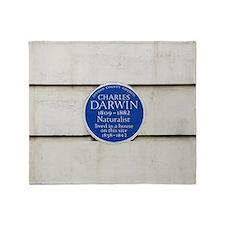 Charles Darwin commemorative plaque - Stadium Bla