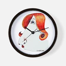 Miss Thing Wall Clock