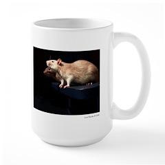 Double Trouble Rats Mug