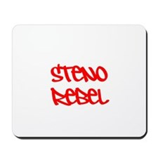 Steno Rebel Mousepad