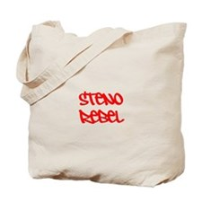 Steno Rebel Tote Bag