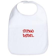 Steno Rebel Bib