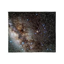 Scorpius constellation - Throw Blanket