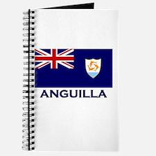 Anguilla Flag Gear Journal
