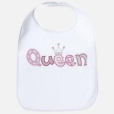 Queen Bib