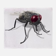 Fly - Throw Blanket