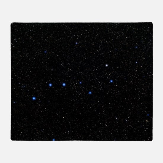 The Plough asterism in Ursa Major - Stadium Blank