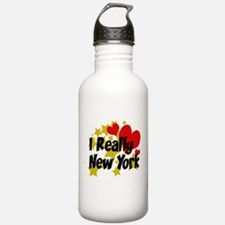 I Really Love New York Water Bottle