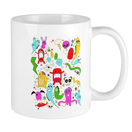 Are you afriad of the dark? Mug