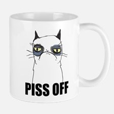 Pissy Cat - Piss Off Mug