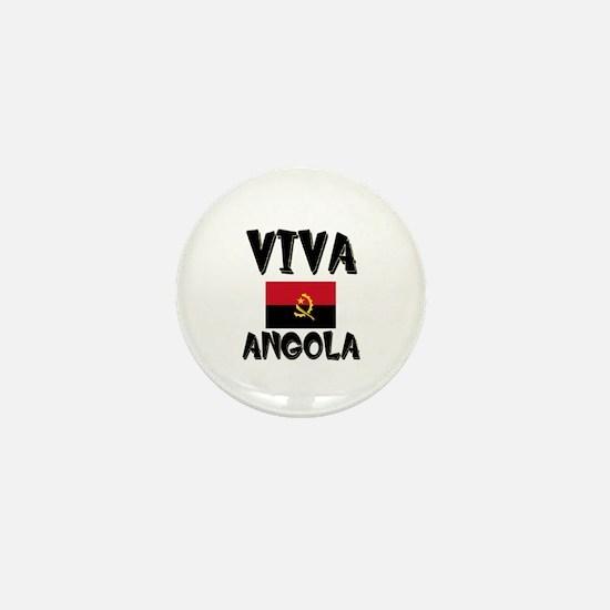 Viva Angola Mini Button