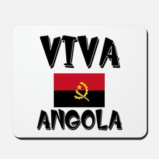 Viva Angola Mousepad