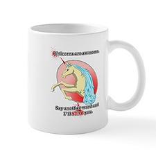 Unicorns are awesome Mug