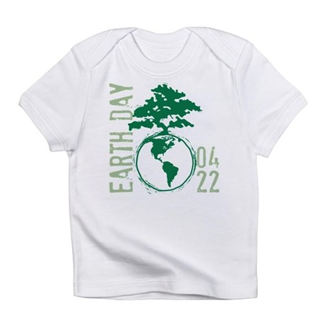 Earth Day 04/22 Infant T-Shirt