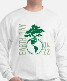 Earth Day 04/22 Sweatshirt