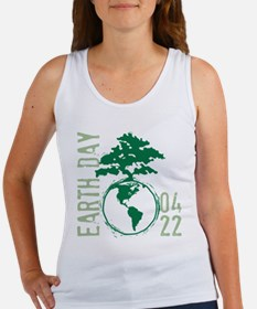 Earth Day 04/22 Women's Tank Top