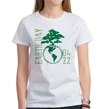 Earth Day 04/22 Tee