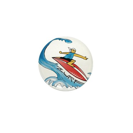 Surf Mini Button (100 pack)