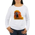 Sun Conure Steve Duncan Women's Long Sleeve T-Shir