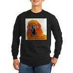 Sun Conure Steve Duncan Long Sleeve Dark T-Shirt
