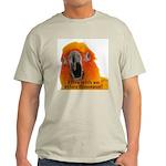 Sun Conure Steve Duncan Light T-Shirt