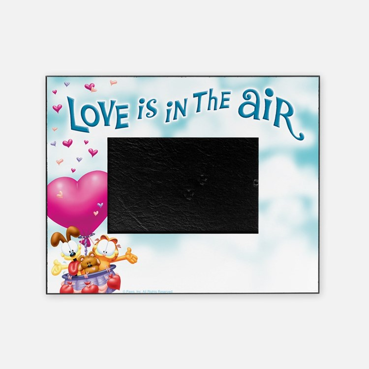 Love is in the Air Picture Frame