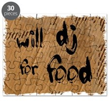 Will DJ For Food Puzzle