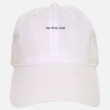 The Write Stuff Baseball Baseball Cap