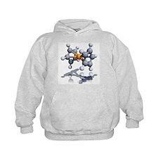 Ferrocene molecule - Hoodie