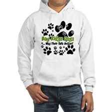 Bay Ridge Dogs Wag Their Tails Better! Hoodie