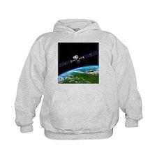 Orbiting Carbon Observatory, artwork - Hoodie