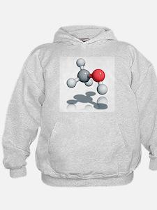 Methanol alcohol molecule - Hoodie