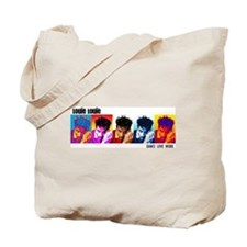 Dance Love Work Tote Bag