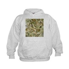 A mixed assemblage of fossils - Hoodie