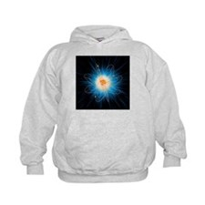 Atomic structure, artwork - Hoodie