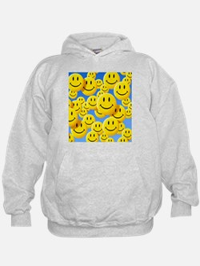 Smiley face symbols - Hoodie