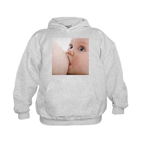 Breastfeeding - Kids Hoodie