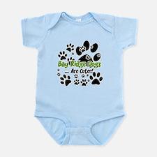 Bay Ridge Dogs ...Are Cuter! Infant Bodysuit