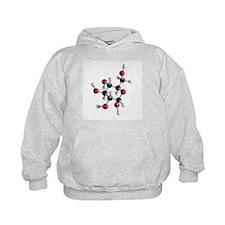 Glucose sugar molecule - Hoodie
