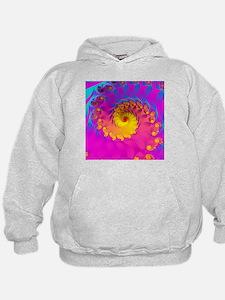 Julia fractal - Hoodie