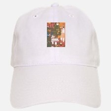Let It Snow Cookie Treats For Me Two. Baseball Baseball Cap