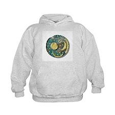 Nebra sky disk, Bronze Age - Hoodie