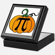 Pumpkin Pi Keepsake Box