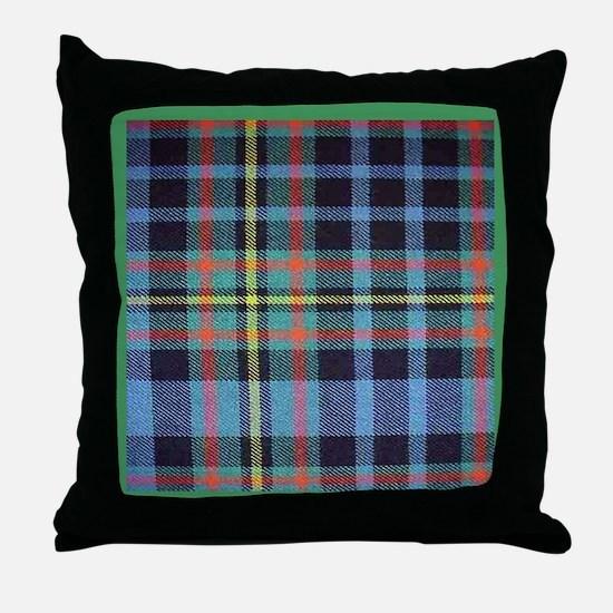 MacLellan Tartan Throw Pillow